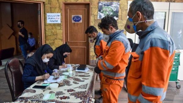طرح واکسیناسیون کووید 19 پاکبانان شمال تهران شروع شد