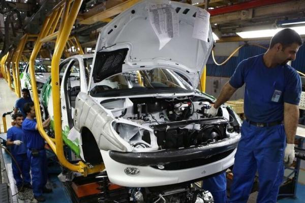 طلب 60 هزار میلیاردی قطعه سازان از خودروسازان، ساختار معیوب مدیریت صنعت خودرو