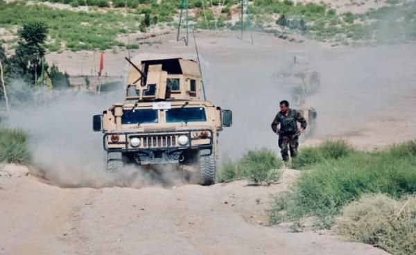 تسلط طالبان بر 5 ولسوالی در بدخشان