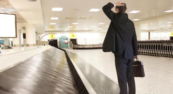 گم شدن چمدان در فرودگاه و توصیه هایی برای برطرف آن