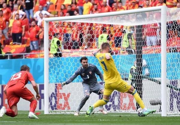 یورو 2020، یارمولنکو؛ بهترین بازیکن دیدار اوکراین ، مقدونیه شمالی