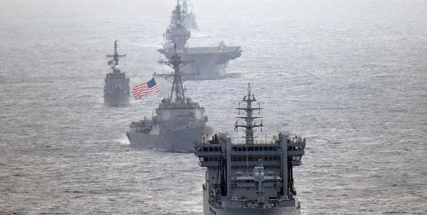 روسیه: رزمایش آمریکا و ژاپن را با دقت زیر نظر داریم