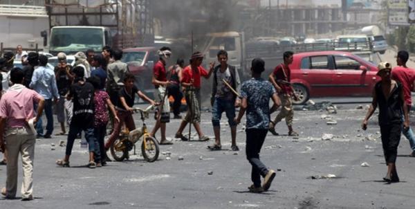 تور ارزان دبی: تظاهرات یمنی ها علیه دولت هادی و گروه متحد امارات در عدن