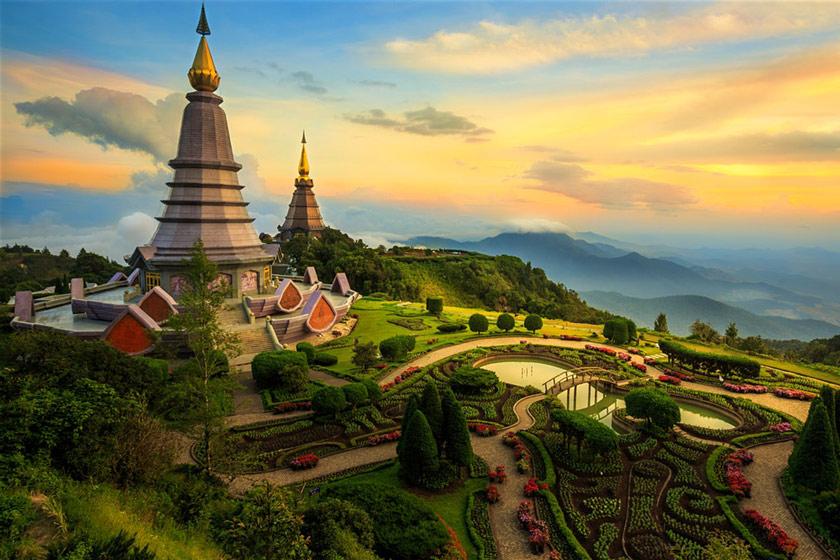 سفرنامه چیانگ مای
