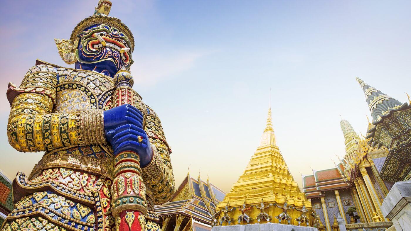 بانکوک و جاذبه های آن برای بازدید