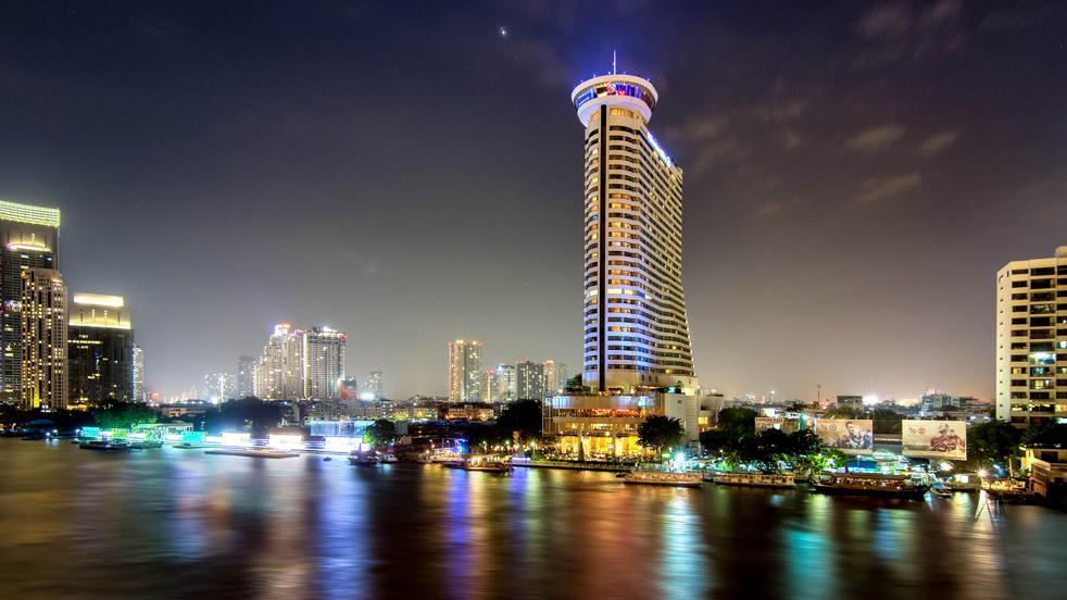 هتل 5 ستاره میلینیوم هیلتون بانکوک
