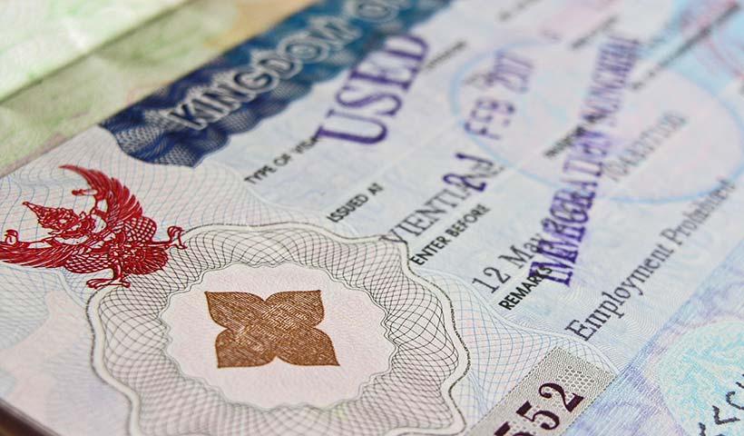 ویزای تور تایلند