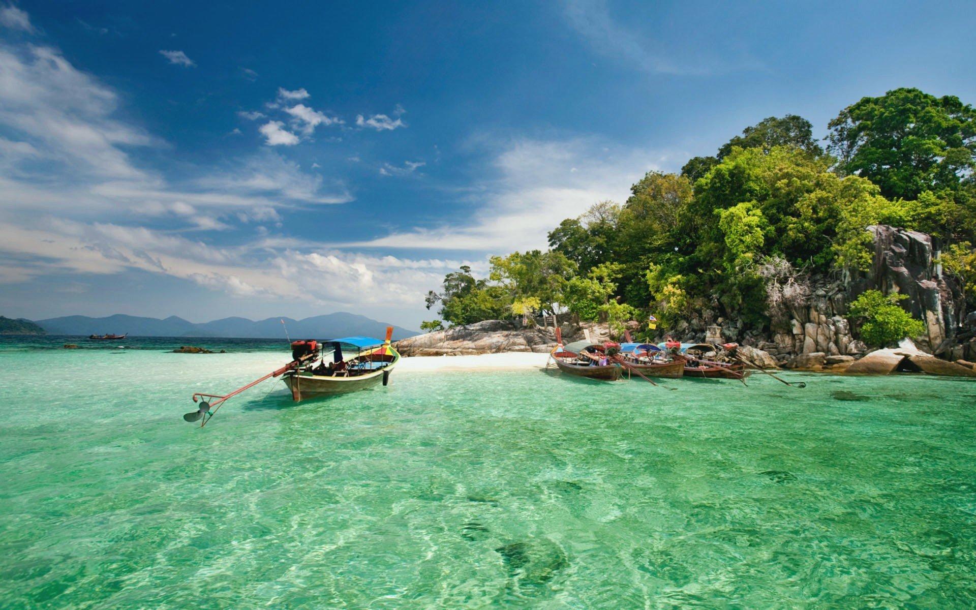 جزیره پوکت در کشور تایلند