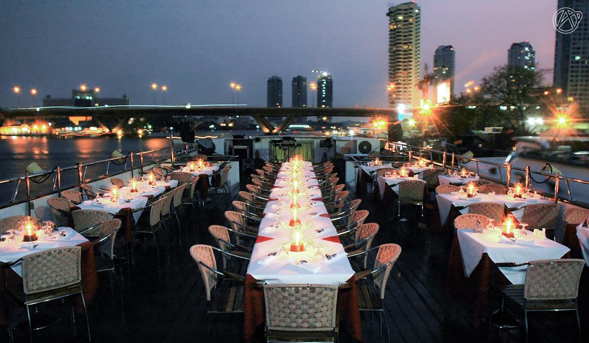 کشتی کروز بانکوک