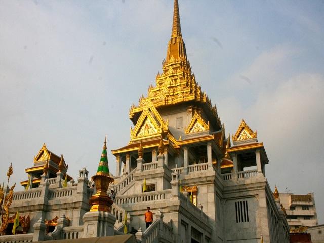 معروفترین معابد بانکوک