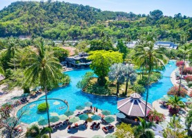 هتل دوآنجیت پوکت (Duangjitt Resort & Spa, Patong Phuket)